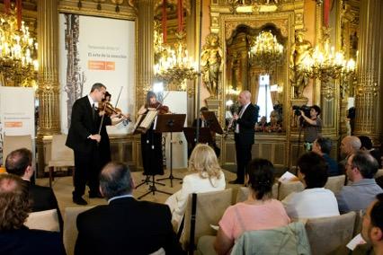 Presentación Orquesta y Coro RTVE 2