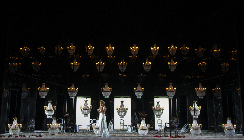 Puritani al Teatro Real