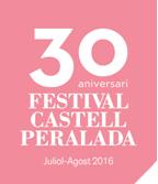 30 Festival Peralada logo