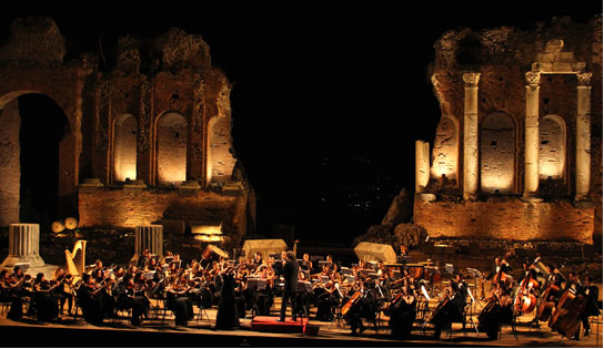 La Joven Orquesta Filarmónica de Turquía en El Escorial