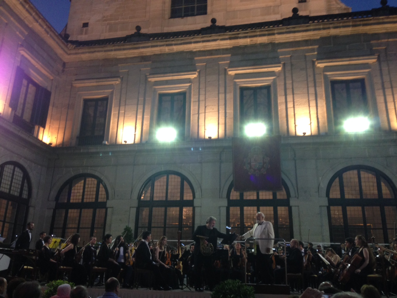 Pérez Floristán inaugura el festival Formentor Sunset Classics 2016