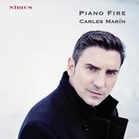 Reseña de cd: Piano fire. Carlos Marín. Nibius