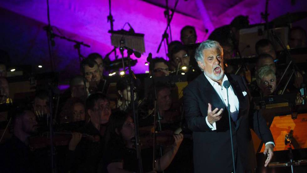 Placido Domingo Amazonas