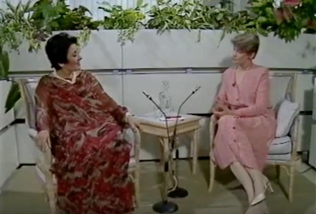 Entrevista con Victoria de los Ángeles II