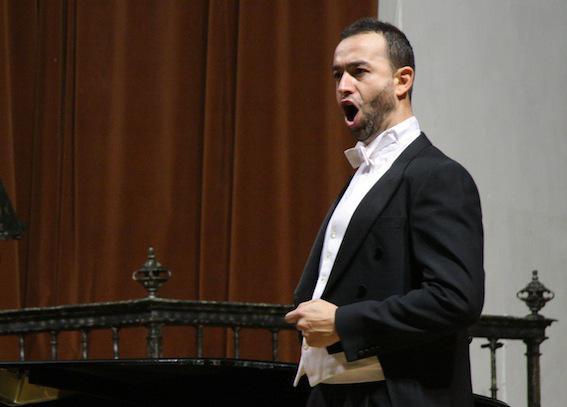 Damian del Castillo: por el buen camino