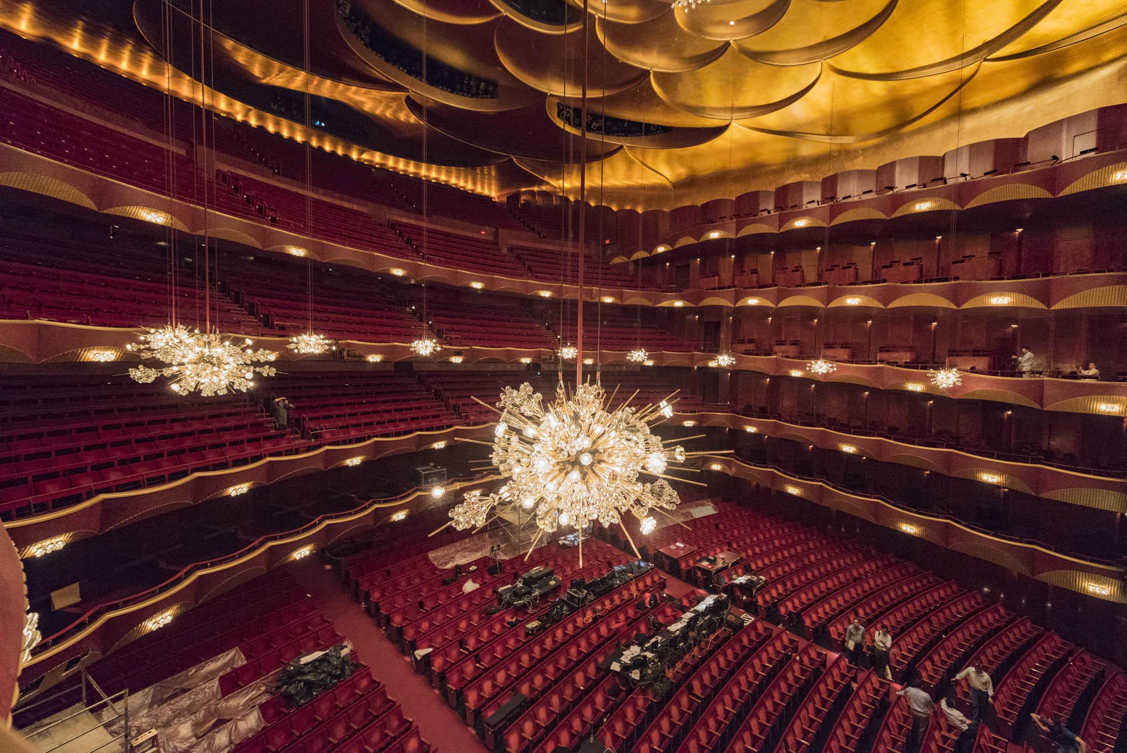 El Met y el Carnegie Hall cierran hasta finales de marzo