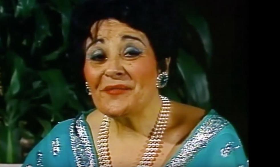 Entrevista con Victoria de los Ángeles III