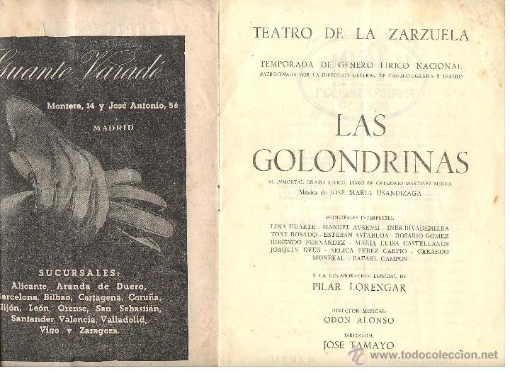 El Teatro de la Zarzuela ensaya