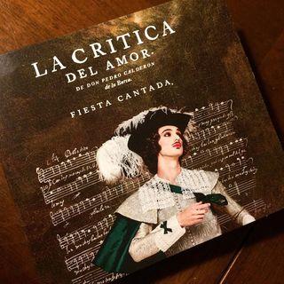 Reseña CD: La crítica del amor. Fiesta cantada. Warner