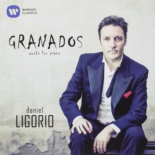 Daniel Ligorio toca Granados. Warner
