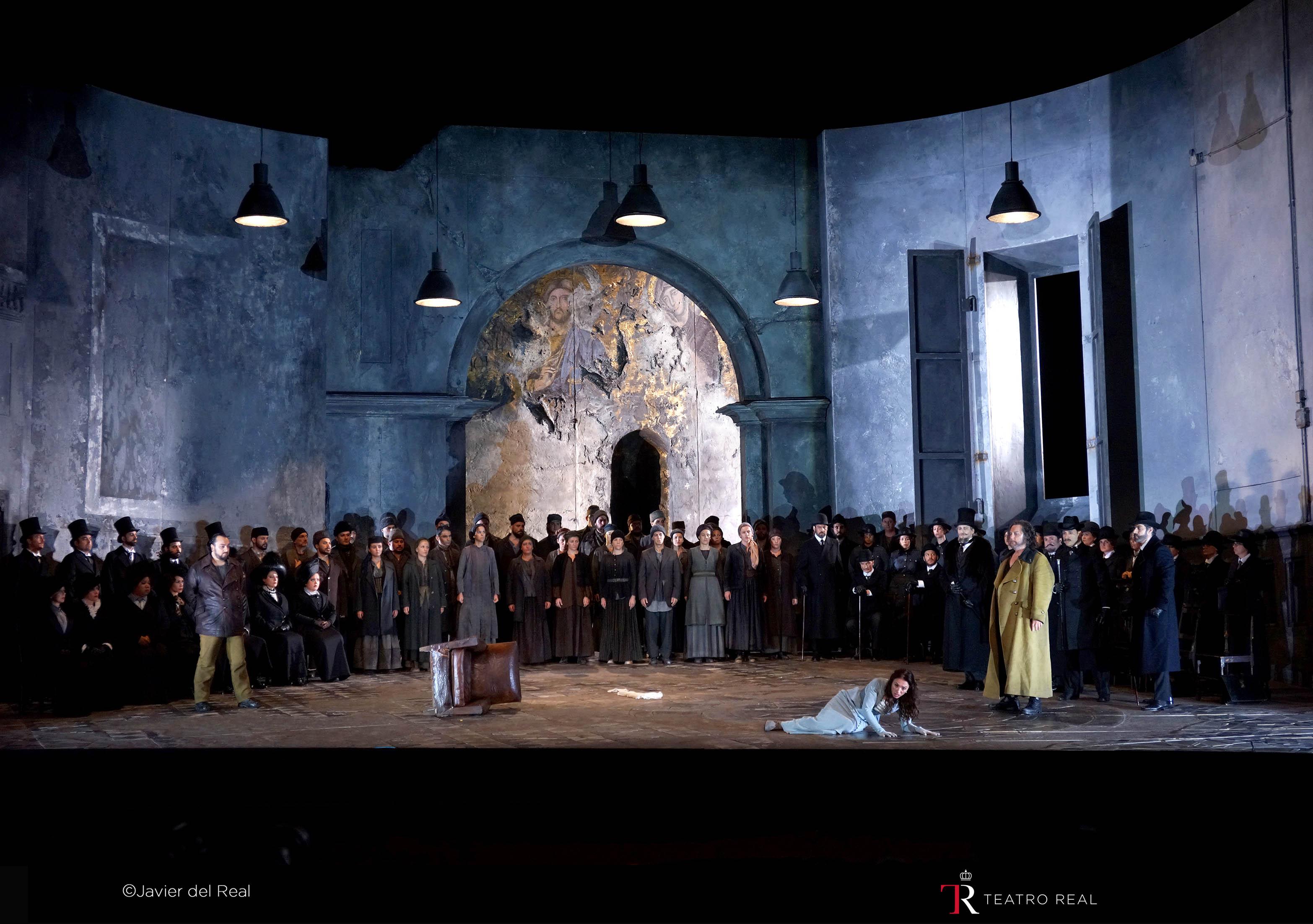 Ibermúsica: Gran orquesta y discreto director