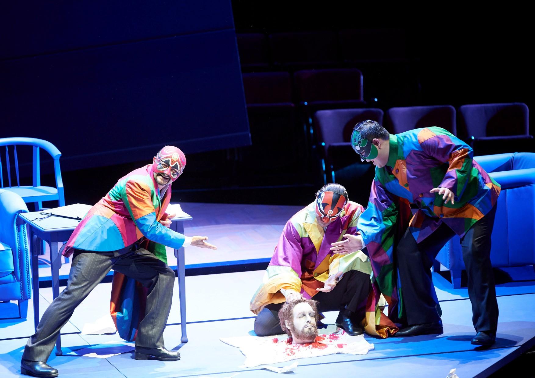 Una Turandot intimista y una gran orquesta
