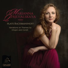 Reseña CD: Obras de Rachmaninoff. Marianna Prjevalskaya