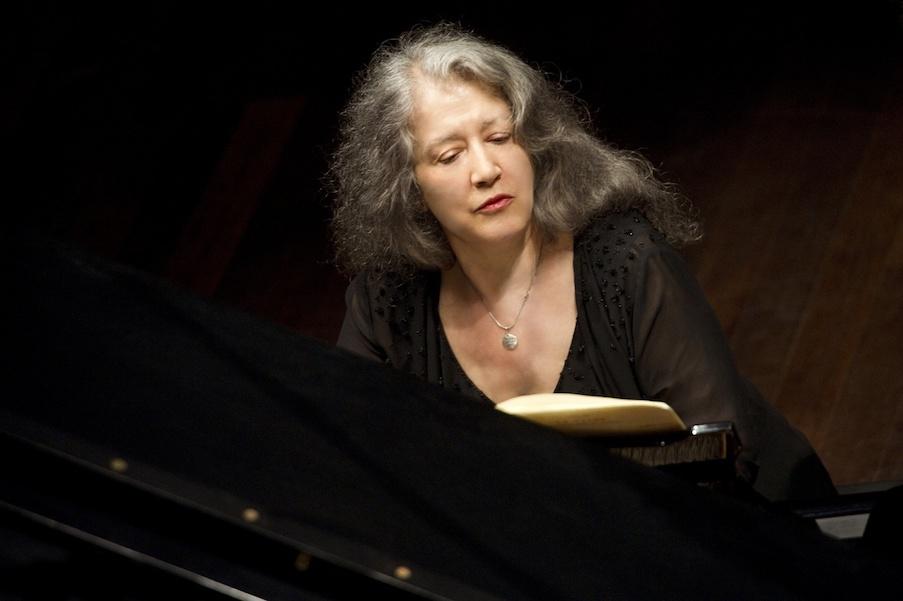Martha Argerich de gira en España con Kremerata Baltica