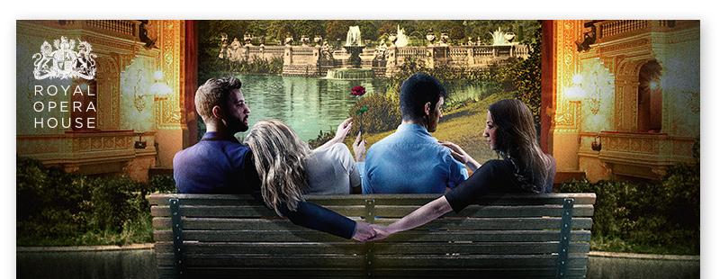 'Così fan tutte' de Mozart cobra vida en el cine