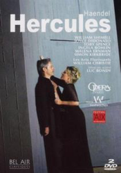 Reseña CD: Haendel, Hercules. DiDonato. Christie. BelAir