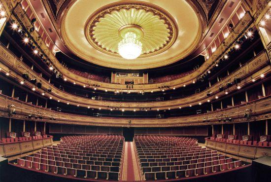 Música de cámara española en el Teatro de la Zarzuela