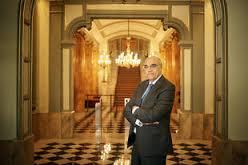 Salvador Alemany, presidente de la Fundación del Liceo