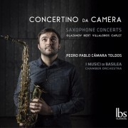 Concertino da camera. Pedro Pablo Cámara. LBS