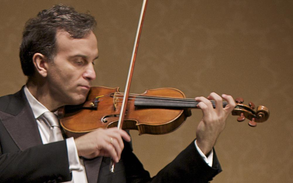 El violín de Gil Shaham en el concierto de la OBC