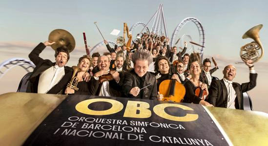La OBC presenta discos en el Auditorio de Madrid