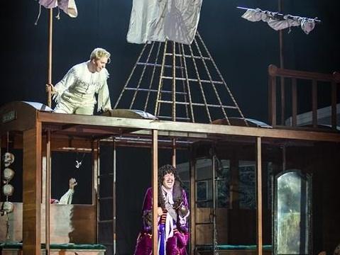Berlín: Peter Pan, interesante ópera para niños