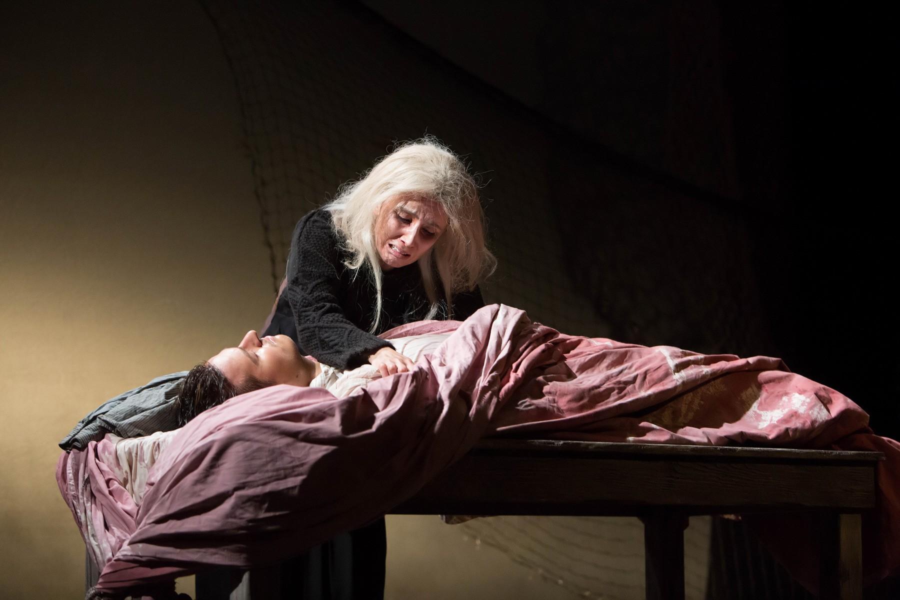 Maria de Rudenz no está entre lo mejor de Donizetti