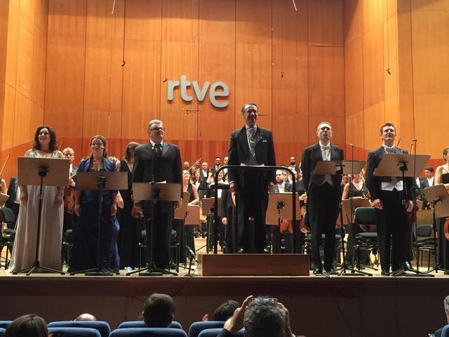 Mahler y Haydn con la Sinfónica de RTVE