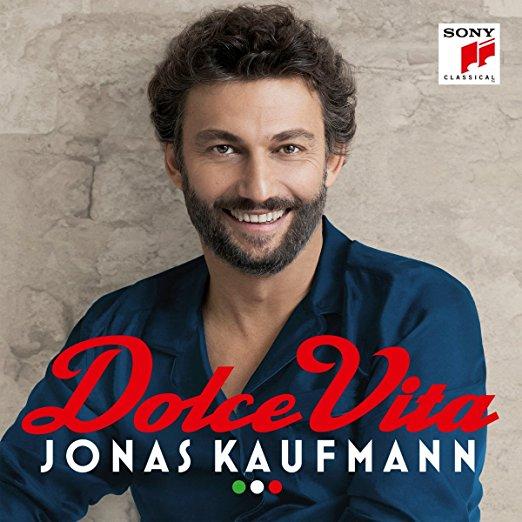 Reseña de CD: Dolce vita, Jonas Kaufmann. Sony