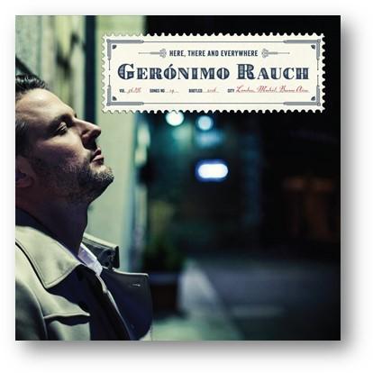 Gerónimo Rauch en concierto