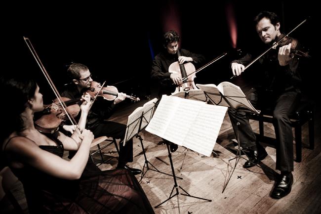 El Cuarteto Belcea y Penderecki en el ciclo Liceo de Cámara