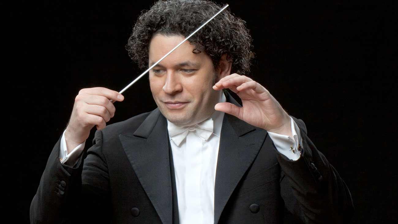 Gustavo Dudamel, nuevo director musical de la Ópera de París
