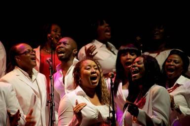 Los Grandes del Gospel comienzan su gira por España