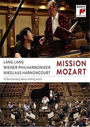 Reseña DVD: Misión Mozart, Lang Lang y Nikolaus Harnoncourt