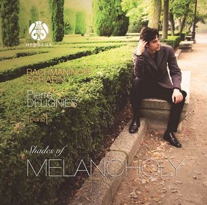 Reseña cd: Shades of Melancholy. Pierre Delignies