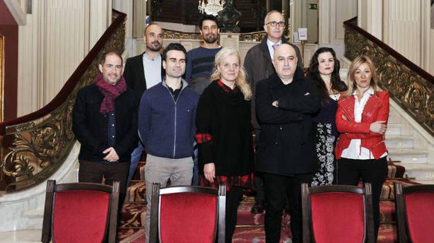 Calixto se estrena en su Teatro con un homenaje a Arriaga