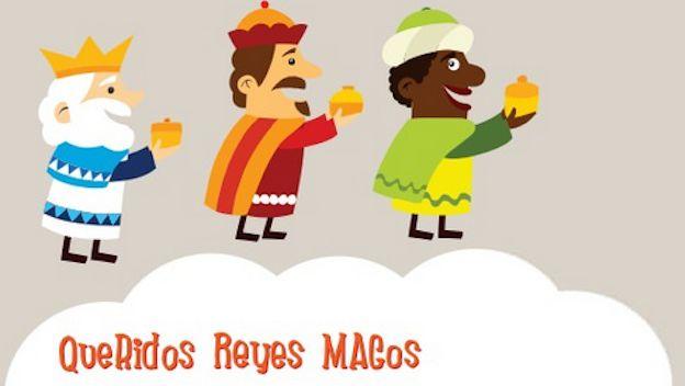 Queridos Reyes Magos: no hemos sido malos