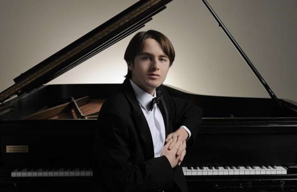 Crítica: Trifonov, tan apabullante como desconcertante