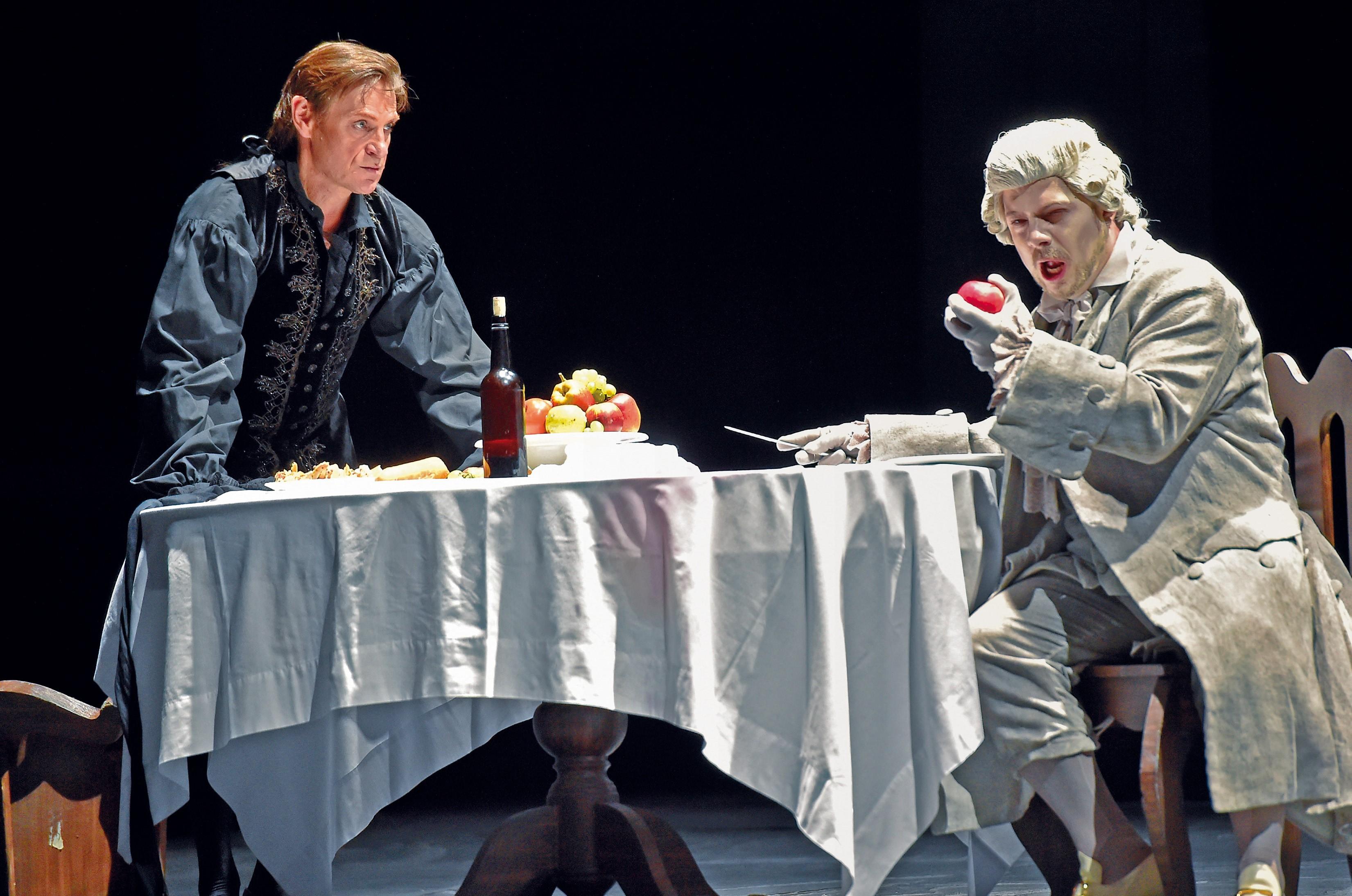 Un Don Giovanni lastrado en ABAO