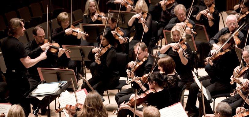 Dos concertones con Philharmonia