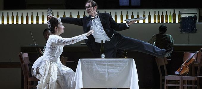 Lina Tur Bonet en La Quinta de Mahler
