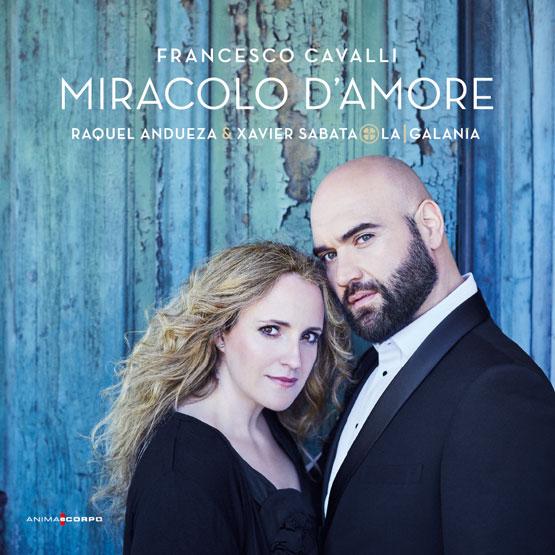 "Reseña CD: Andueza & Sabata: ""Miracolo d'amore"""