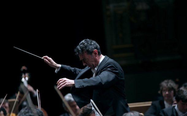 Gómez Martínez con la OSM en el Auditorio