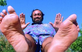 El escandaloso homenaje a Pavarotti en Verona