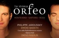 Reseña cd: Jaroussky, La storia di Orfeo