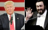 Pavarotti tenía razones para odiar a Trump