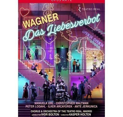 Reseña dvd: Wagner, La prohibición de amar