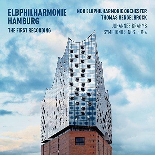 Reseña de cd: Elbphilharmonie primera grabación. Sony