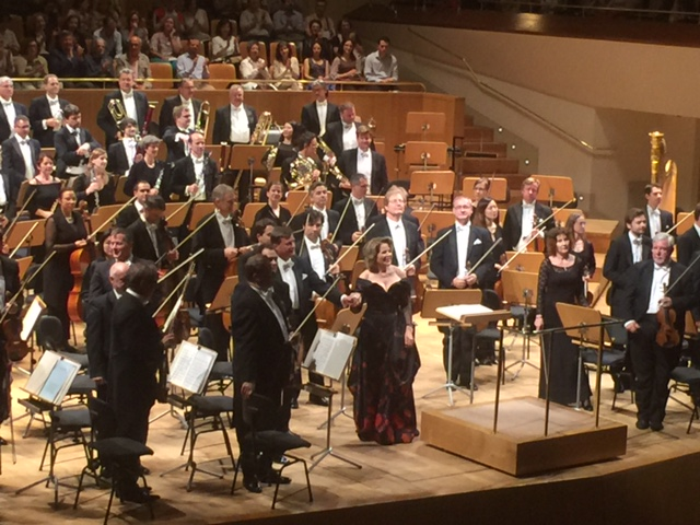 Ibermúsica con Thielemann, fiesta fin de curso