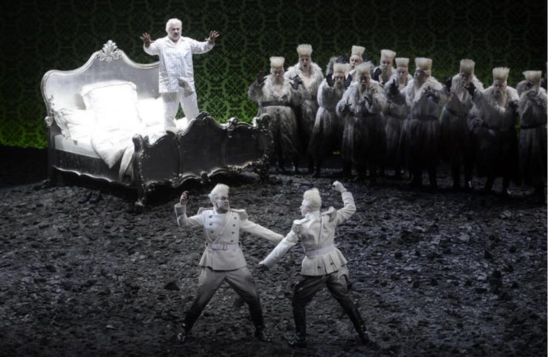 Verdi: Baile de máscaras. Mehta. Unitel